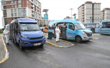 minibus-dezenfekte